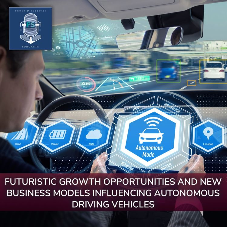 cover art for Future Opportunities and New Business Model for Autonomous Driving Vehicles