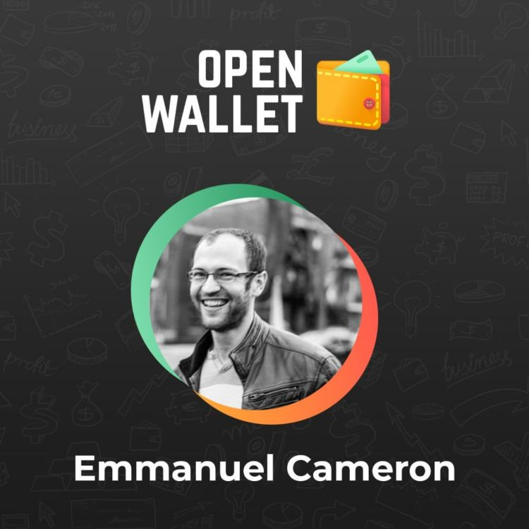 cover art for Open Wallet #2 - Emmanuel Cameron