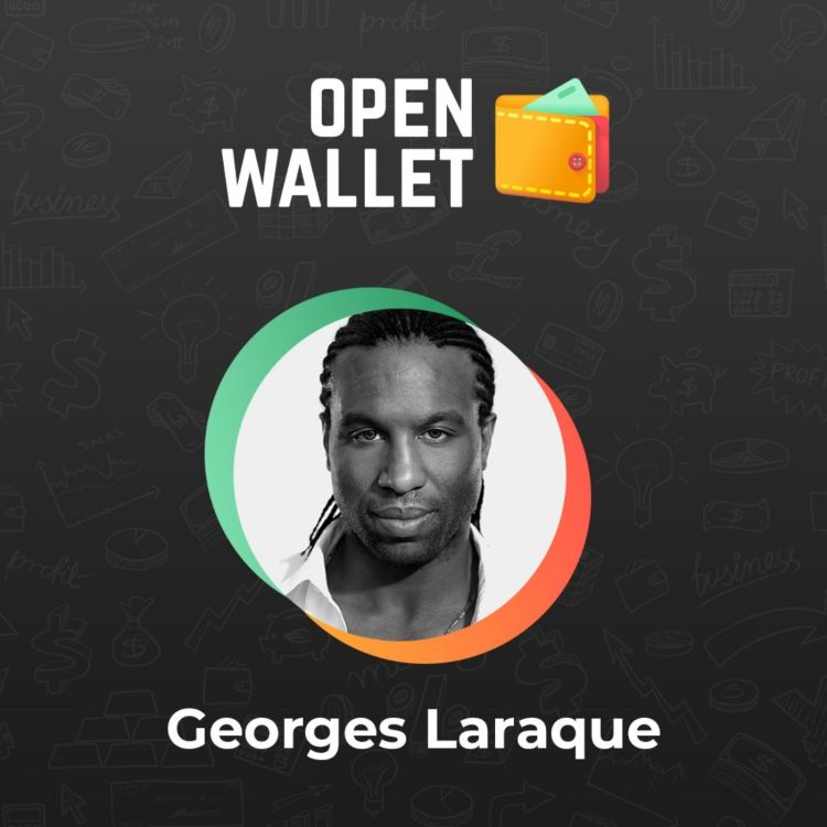 cover art for Open Wallet #3 - Georges Laraque