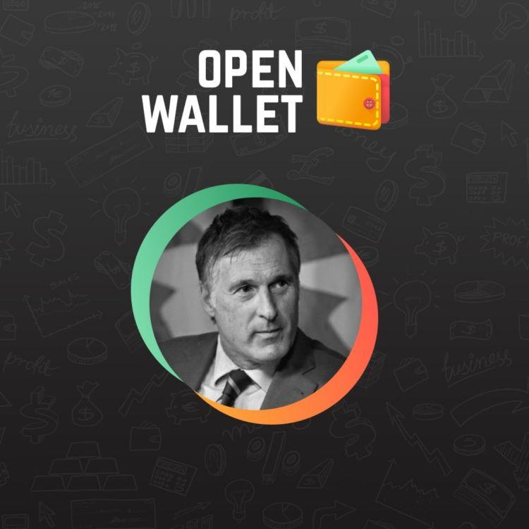 cover art for Open Wallet #7 - Maxime Bernier