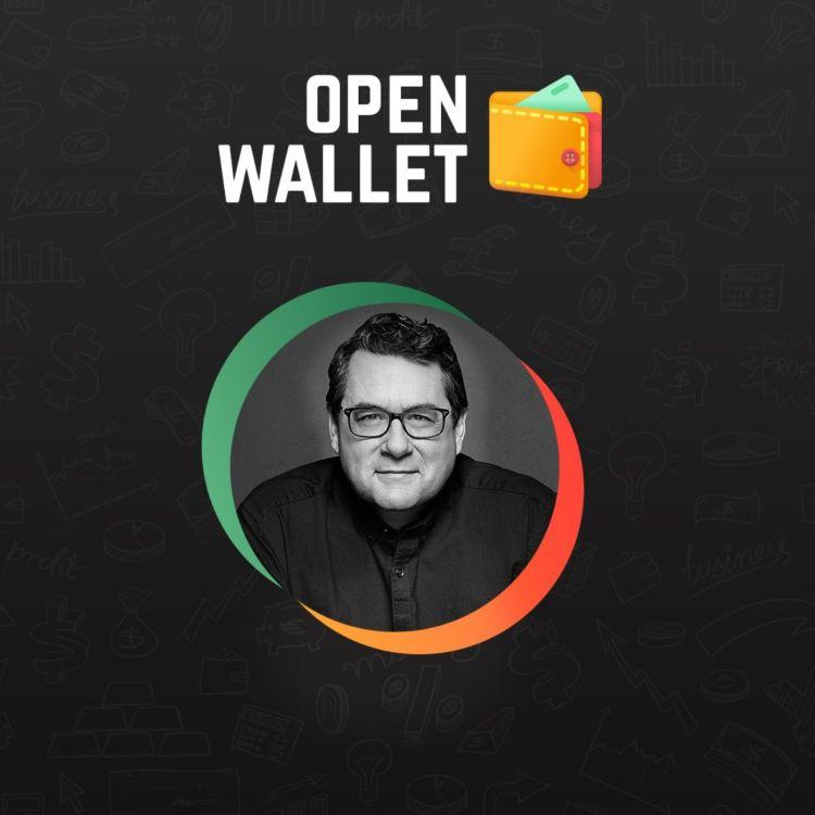 cover art for Open Wallet #9 - Bernard Drainville