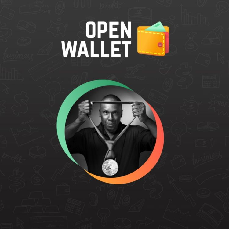 cover art for Open Wallet #8 - Bruny Surin