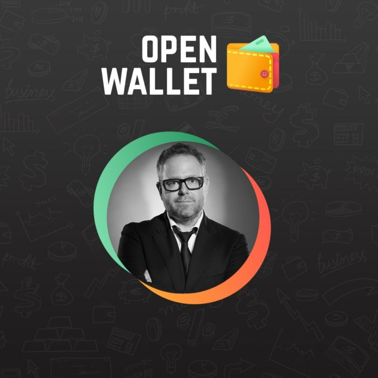 cover art for Open Wallet #10 - Alexandre Taillefer