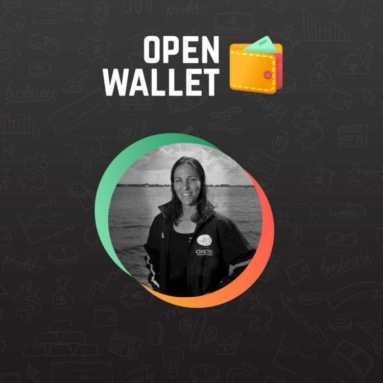 cover art for Open Wallet #11 - Heidi Levasseur