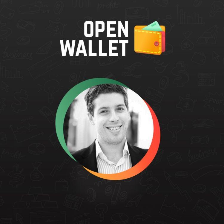 cover art for Open Wallet #12 - David Grégoire
