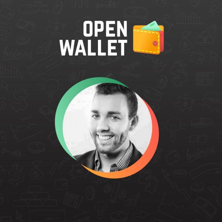 cover art for Open Wallet #13 - Olivier Lambert