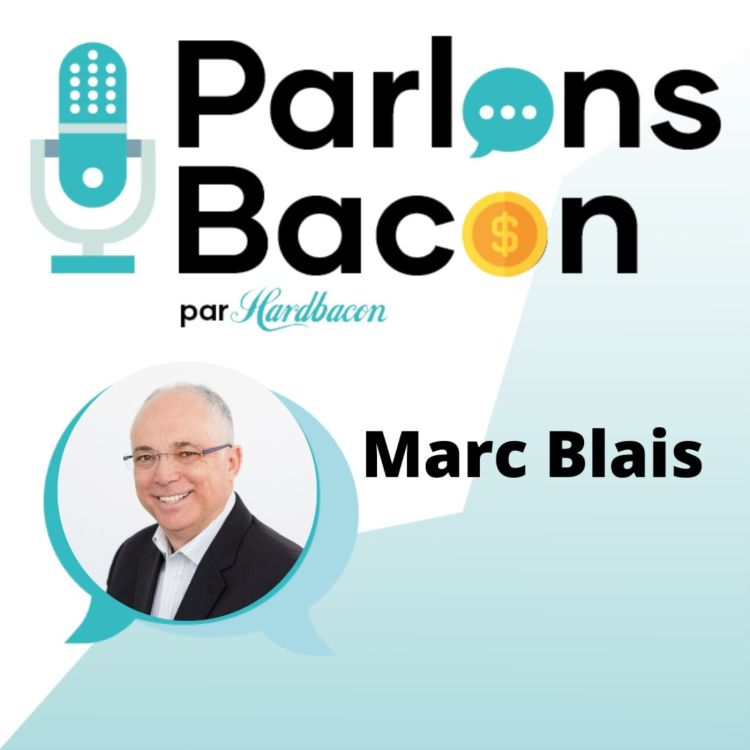 cover art for Parlons Bacon avec Marc Blais