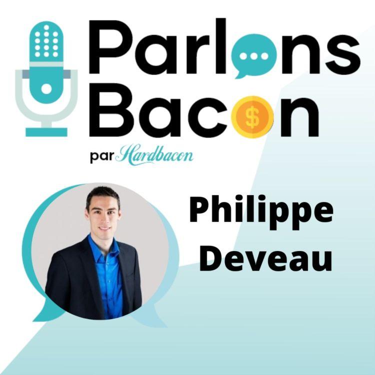 cover art for Parlons Bacon avec Philippe Deveau