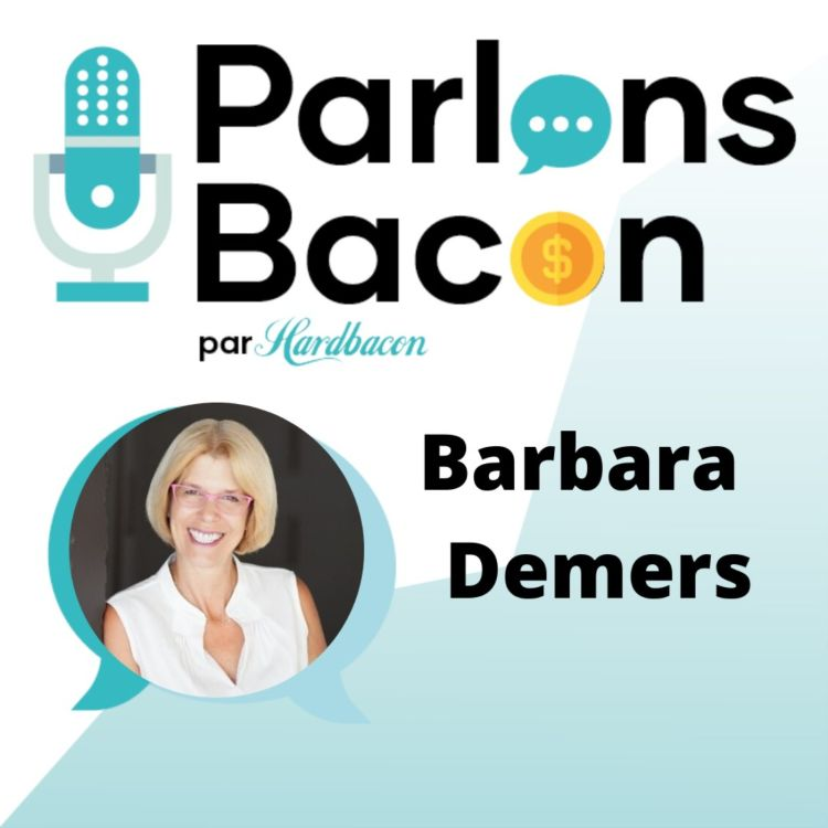 cover art for Parlons Baccon avec Barbara Demers