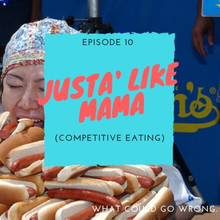 cover art for Justa' like Mama