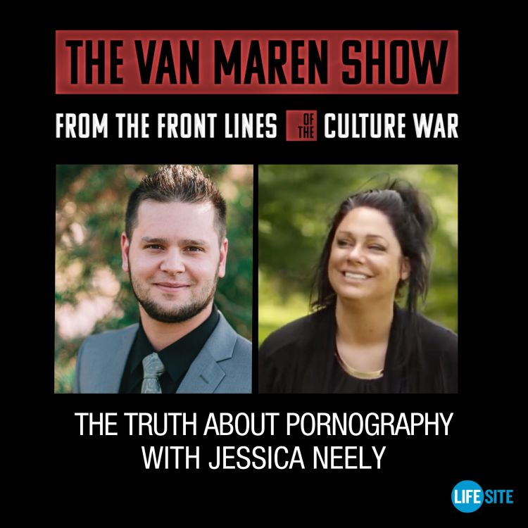 cover art for Episode 2: Truth about Pornography with Former Porn Actress  Jessica Neely