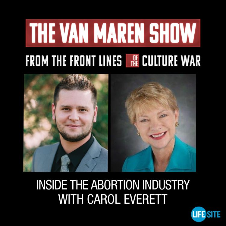 cover art for Episode 3: Inside the Abortion Industry with Former Abortion Center Manager Carol Everett