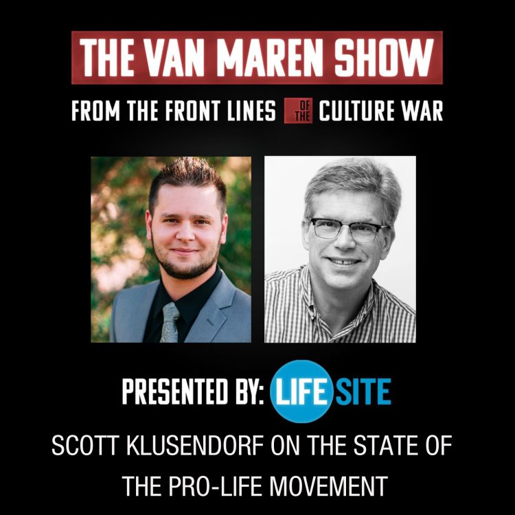 cover art for Episode 11: Scott Klusendorf on the state of the pro-life movement