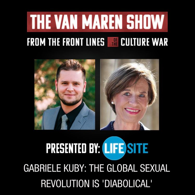 cover art for Episode 12: Gabriele Kuby discusses the global sexual revolution