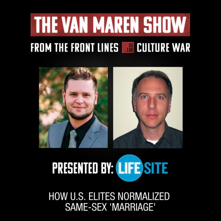 cover art for Episode 13: How U.S. elites normalized same-sex 'marriage'
