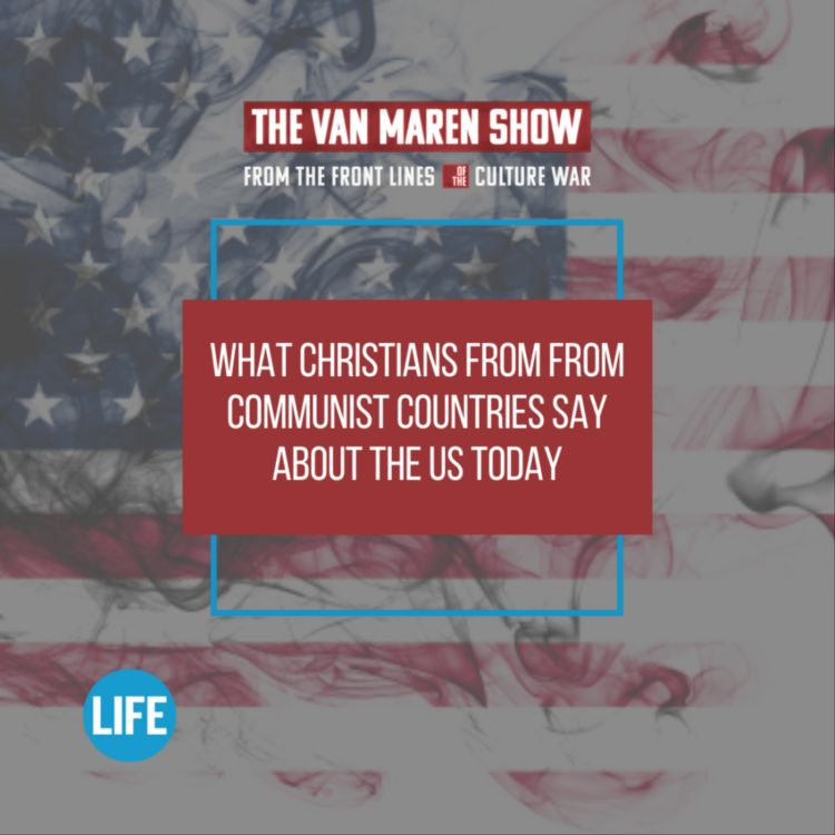 cover art for What Christians from Communist countries say about the US today