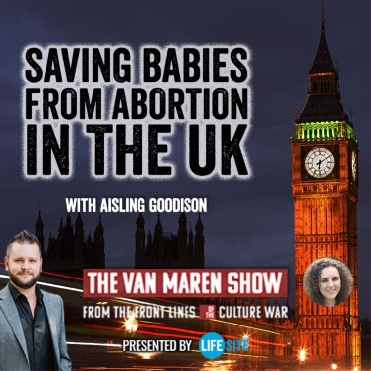 cover art for Pro-life street activism in the UK is saving babies from abortion