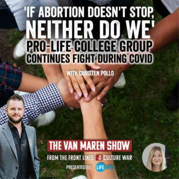 cover art for 'If abortion doesn't stop, neither do we:' Pro-life college group continues fight during COVID