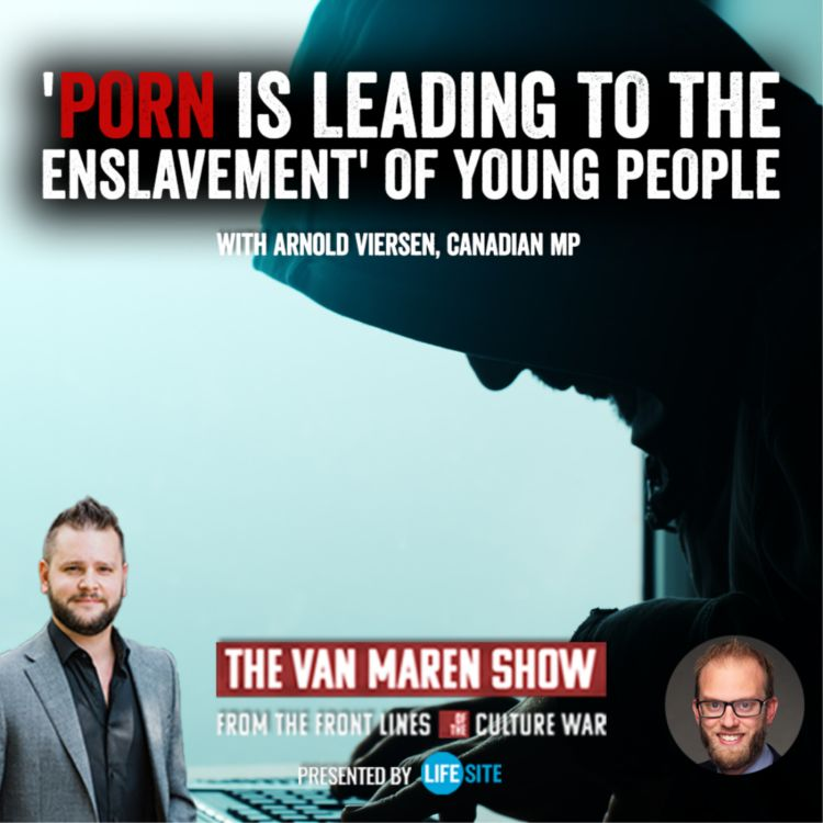cover art for 'Porn is leading to the enslavement' of young people: Canadian MP
