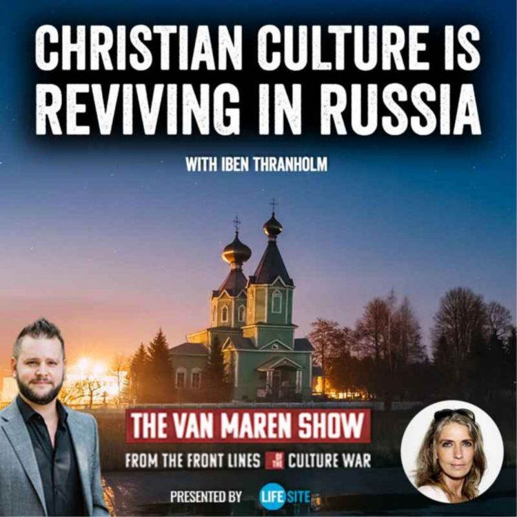 cover art for 30 years after the fall of the Soviet Union, Christian culture is reviving in Russia