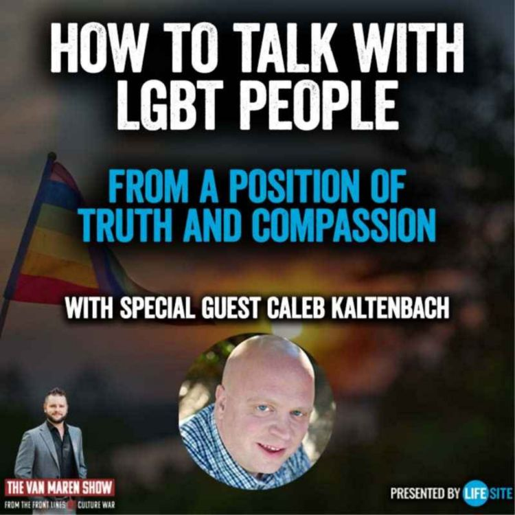 cover art for How to talk with LGBT people from a position of truth and compassion