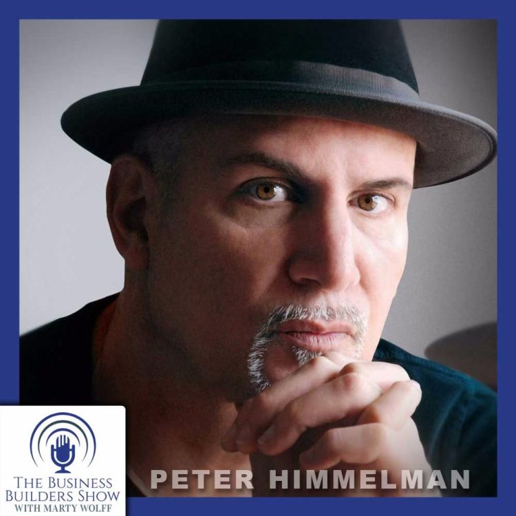 cover art for Award Winning Musician Peter Himmelman Will Change the Way You Look at Creativity