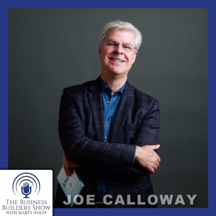 cover art for Joe Calloway, Being a Category of One / 2017