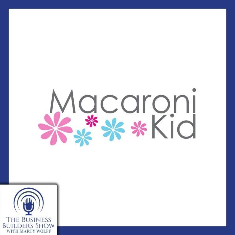 cover art for Idea Junkie, Joyce Shulman, CEO of Macaroni Kid