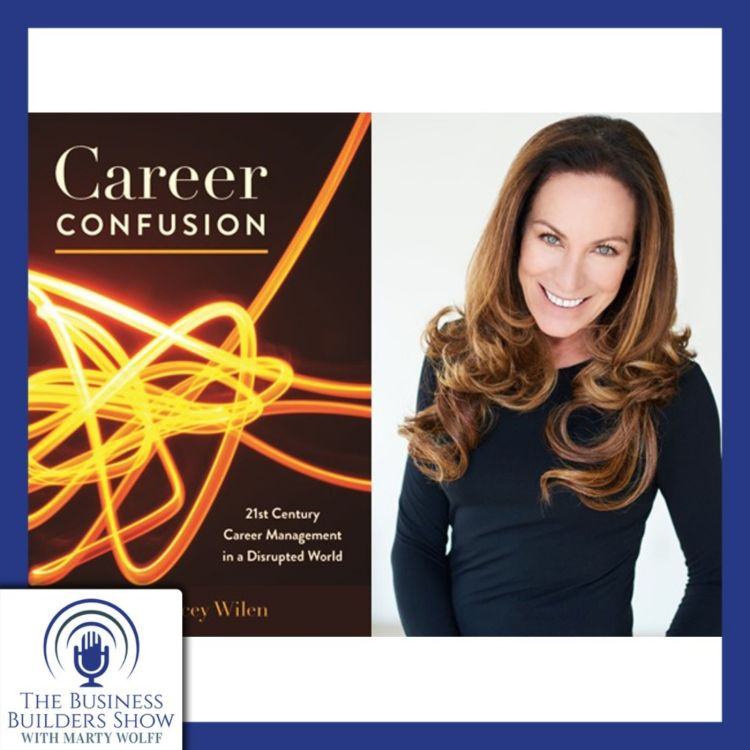 """cover art for Career Confusion"""" Discussion with Dr. Tracey Wilen"""