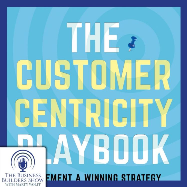 """cover art for Peter Fader Joins Us To Discuss """"Customer Centricity"""""""