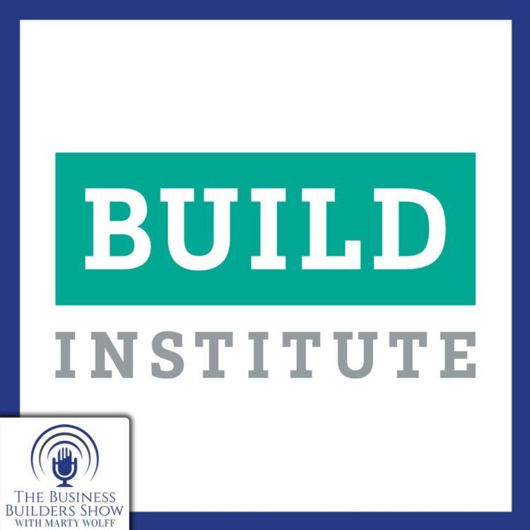 cover art for Building Inclusive Entrepreneurship in Detroit: April Boyle, Founder, Build Institute