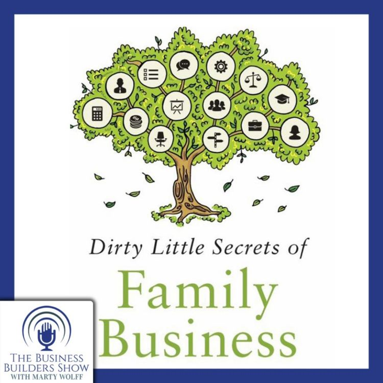 cover art for Family Business: Ensuring Success From One Generation To The Next