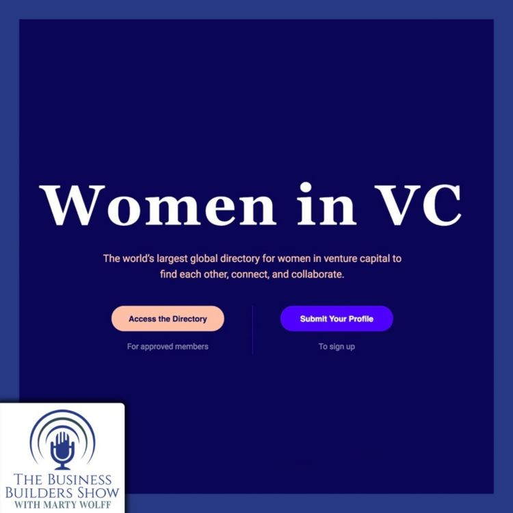 cover art for Women In VC Directory