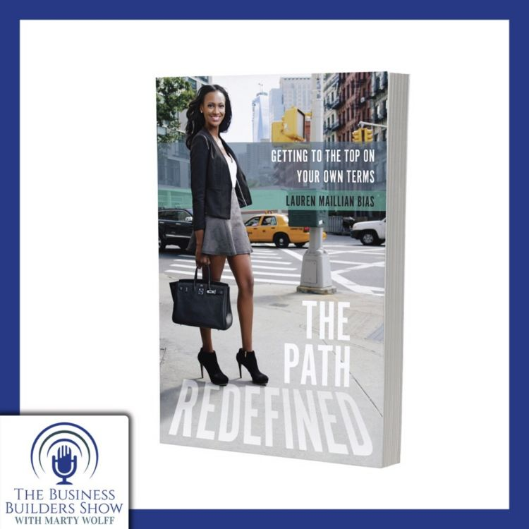 cover art for The Path Redefined With Lauren Maillian