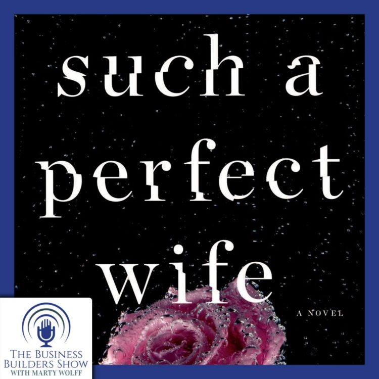 cover art for Such The Perfect Guest With Kate White