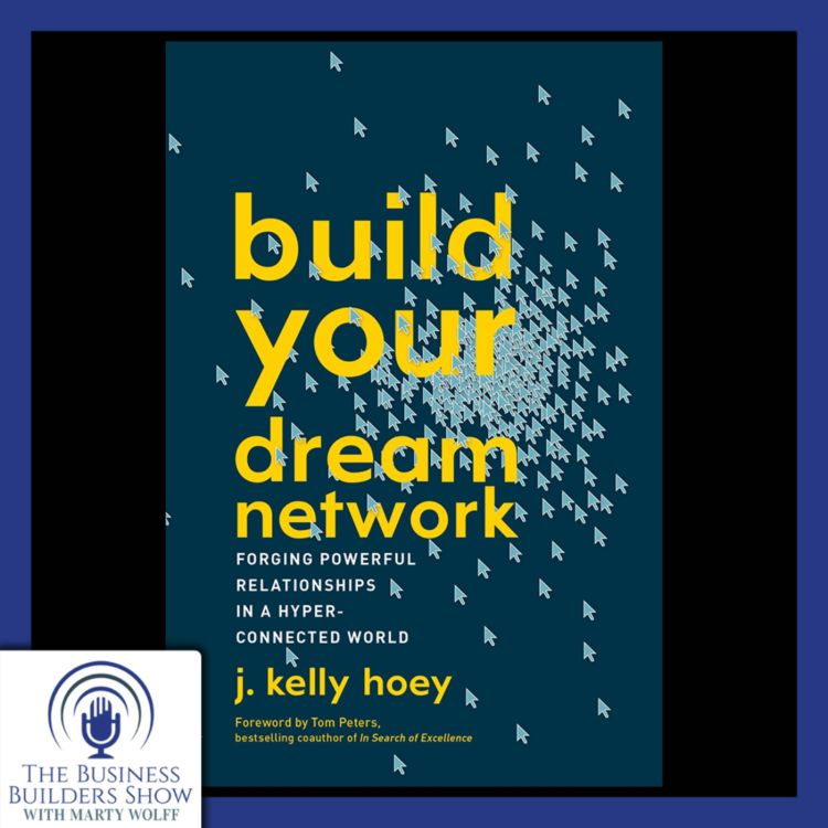 """cover art for """"Kelly Hoey - Forging Powerful Relationships """""""