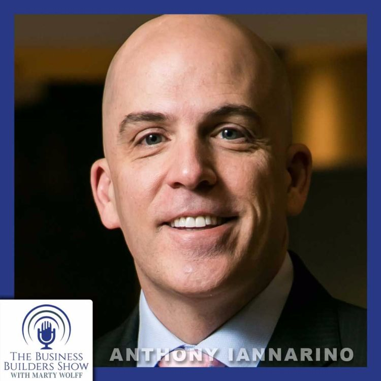 cover art for Anthony Iannarino Talks About The Only Sales Guide You Need