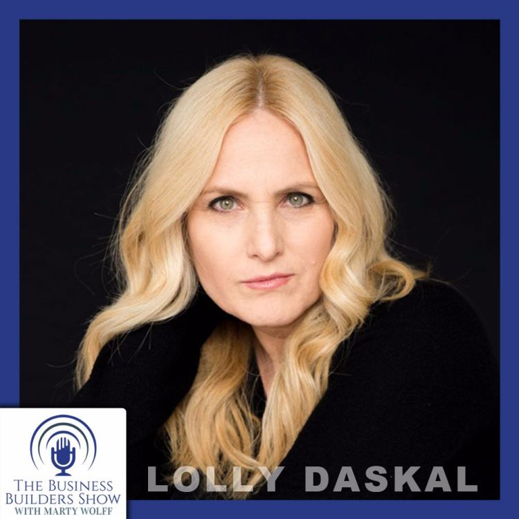 cover art for Lolly Daskal: What Gets Between You and Your Greatness