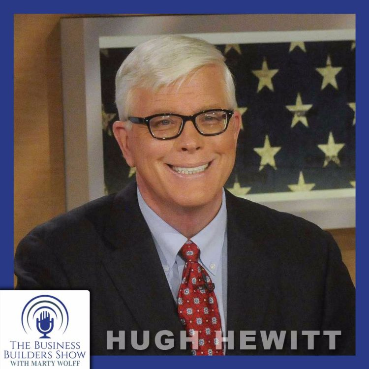 cover art for Hugh Hewitt on 120 Stations And The Business Builders Show