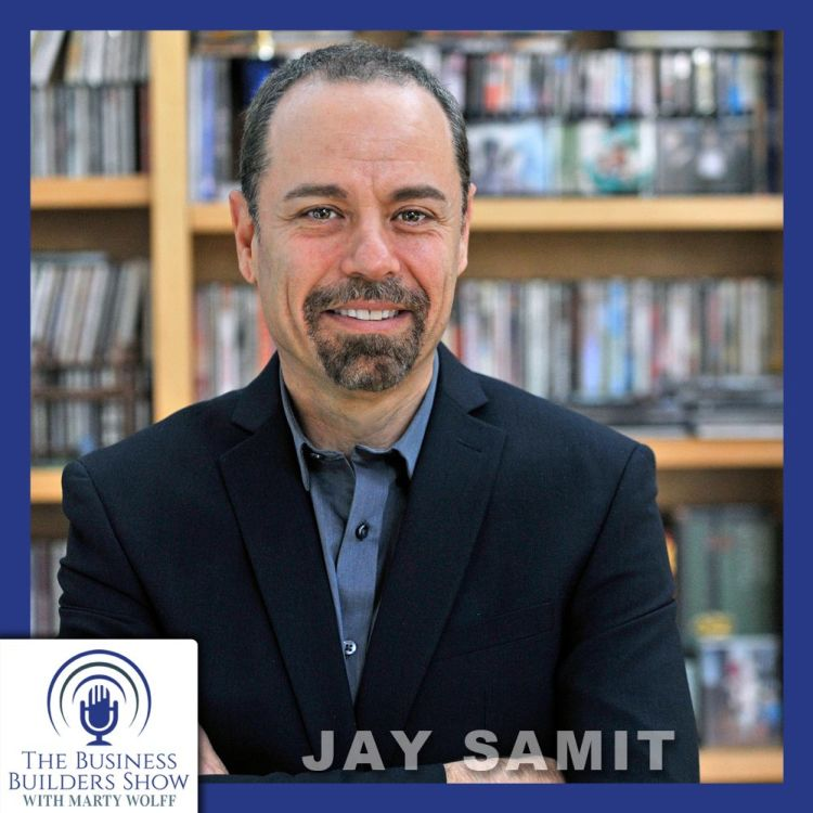 cover art for Jay Samit, Vice Chairman of Deloitte Digital - Disrupt You!, Virtual Reality and More