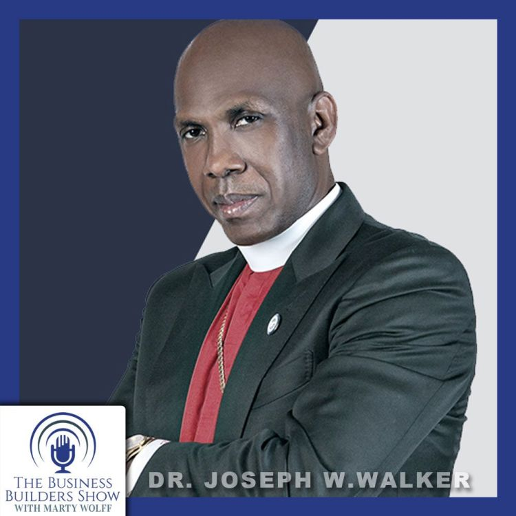 "cover art for ""No Opportunity Wasted"" with Bishop Joseph W. Walker"""