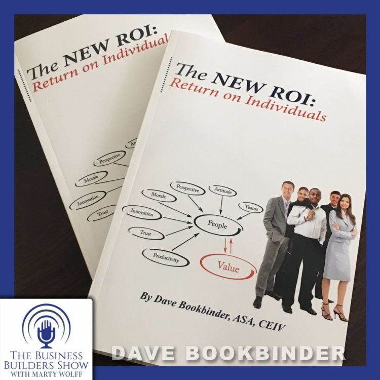 cover art for The New ROI : Return on Individuals