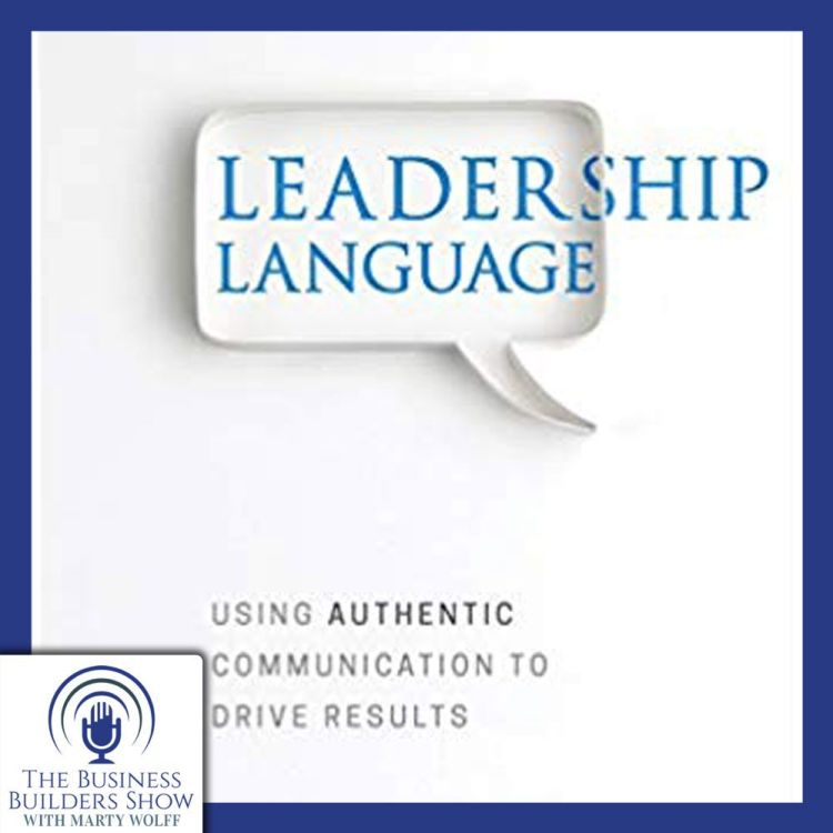 cover art for Leadership Language by Chris Westfall