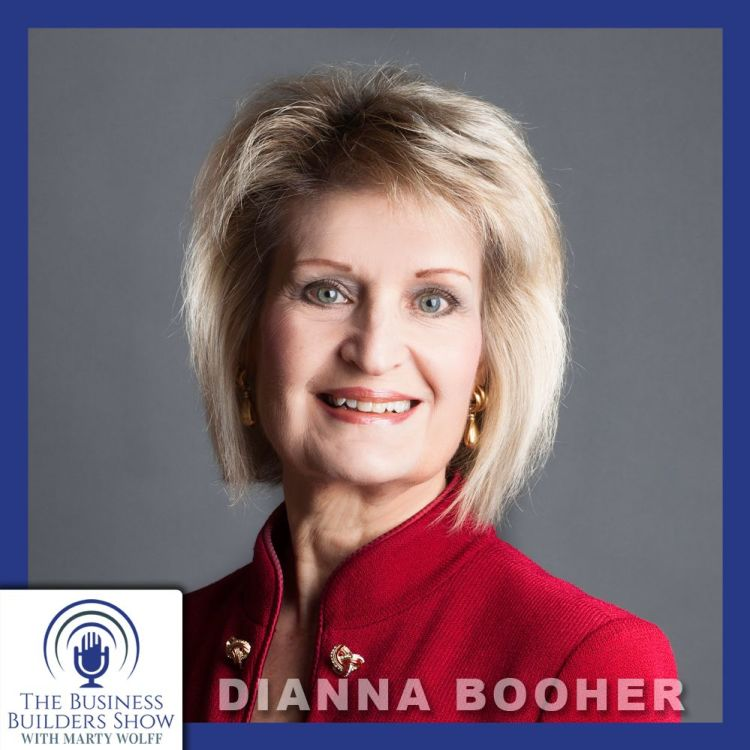 cover art for Coach, Inspire and Get Things Done with Dianna Booher