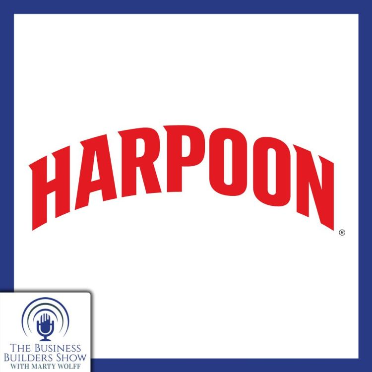 cover art for Harpoon Brewery CEO Dan Kenary