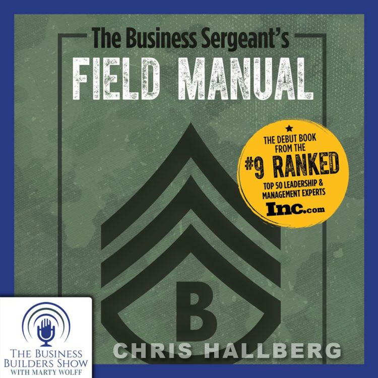 cover art for Military Grade Business Execution with Chris Hallberg