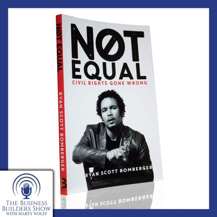cover art for Not Equal, Civil Rights Gone Wrong