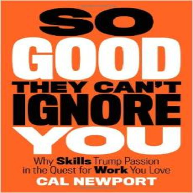 """cover art for Uber, """"Sharing Economy"""" and Productivity Lessons From Author Cal Newport"""