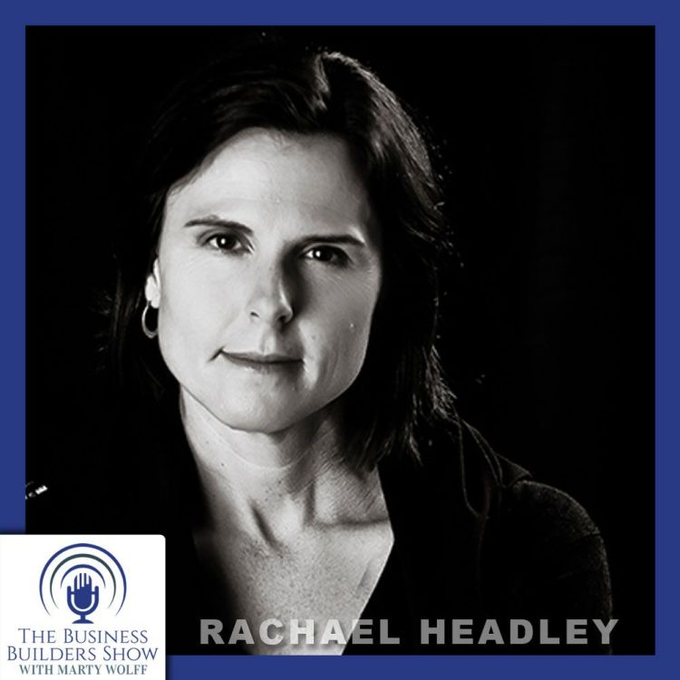 """cover art for Dr. Rachel MK Headley - """"Juice: The Energy That Accelerates Your Business"""""""