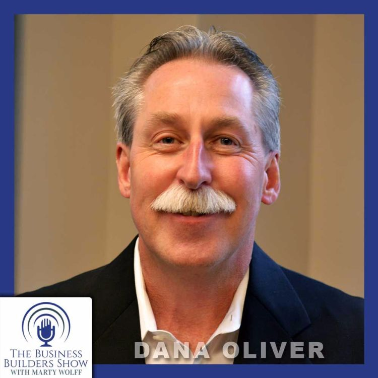 cover art for Dana Oliver Wraps Up Series On The Business Builders Show
